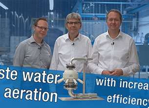 New Körting video: waste water aeration